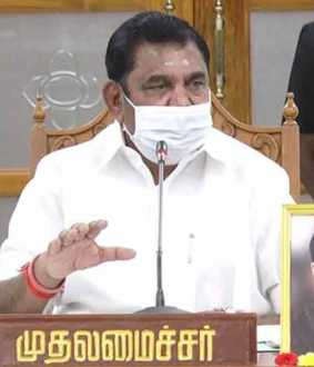 Agriculture Act will not affect farmers - Chief Minister Edappadi