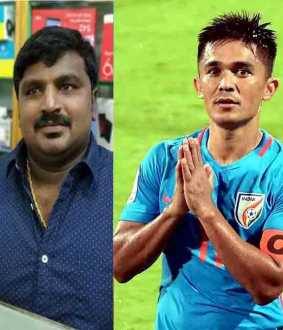 sunil chhetri about sathankulam issue