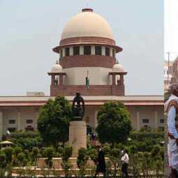Opinion against Supreme Court in Ayodhya case-complaint to sue to MLA