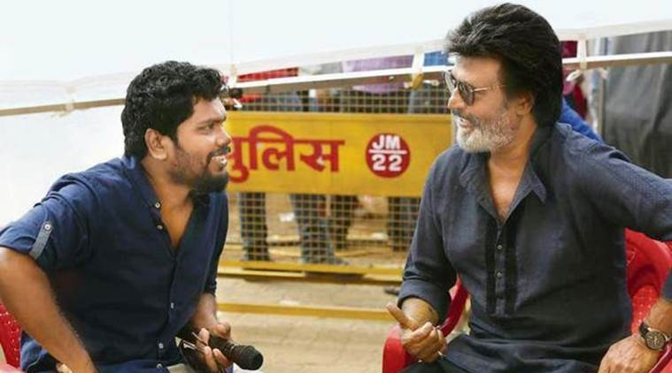 pa.ranjith with rajini