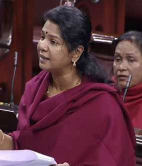 parliamnet triple talaq bill passes in rajya sabha dmk kanimozhi mp tweet