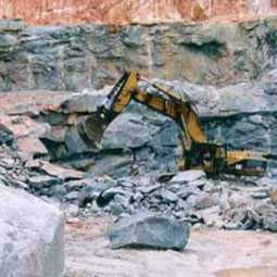 Mineral resource plunder ... Court order to install CCTV!