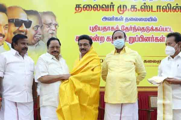 Who all will be get chance DMK Ministry