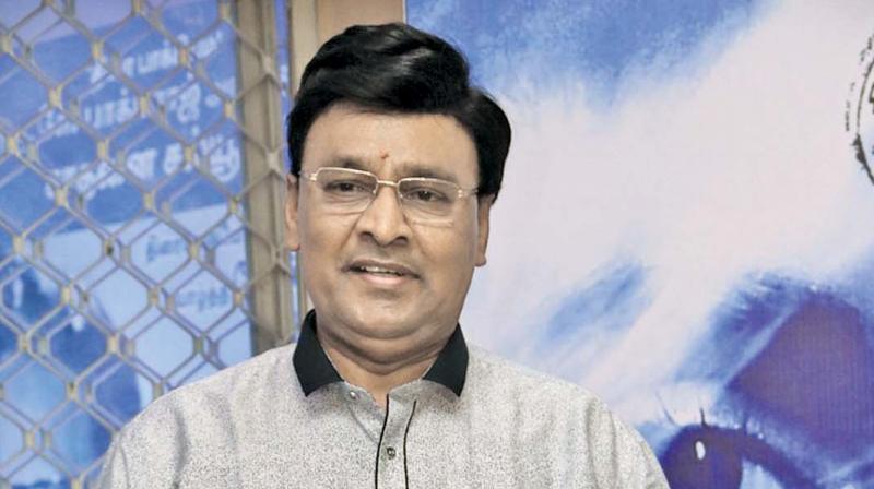 Bhagyaraj to contest against naaser