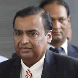 Mukesh Ambani's net worth tanks by Rs 44,000 crore as nifty downs