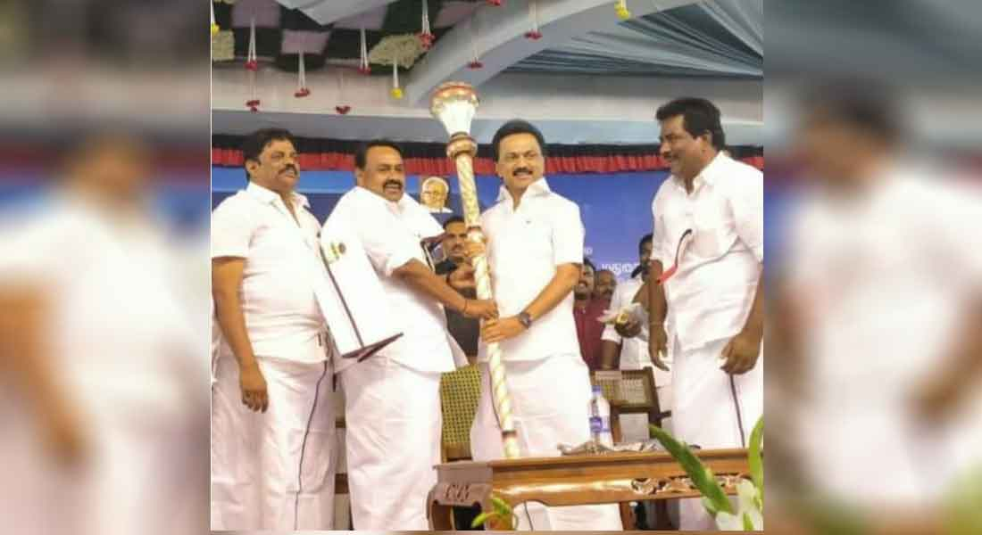 DMK STALIN SPEECH IN MADURAI