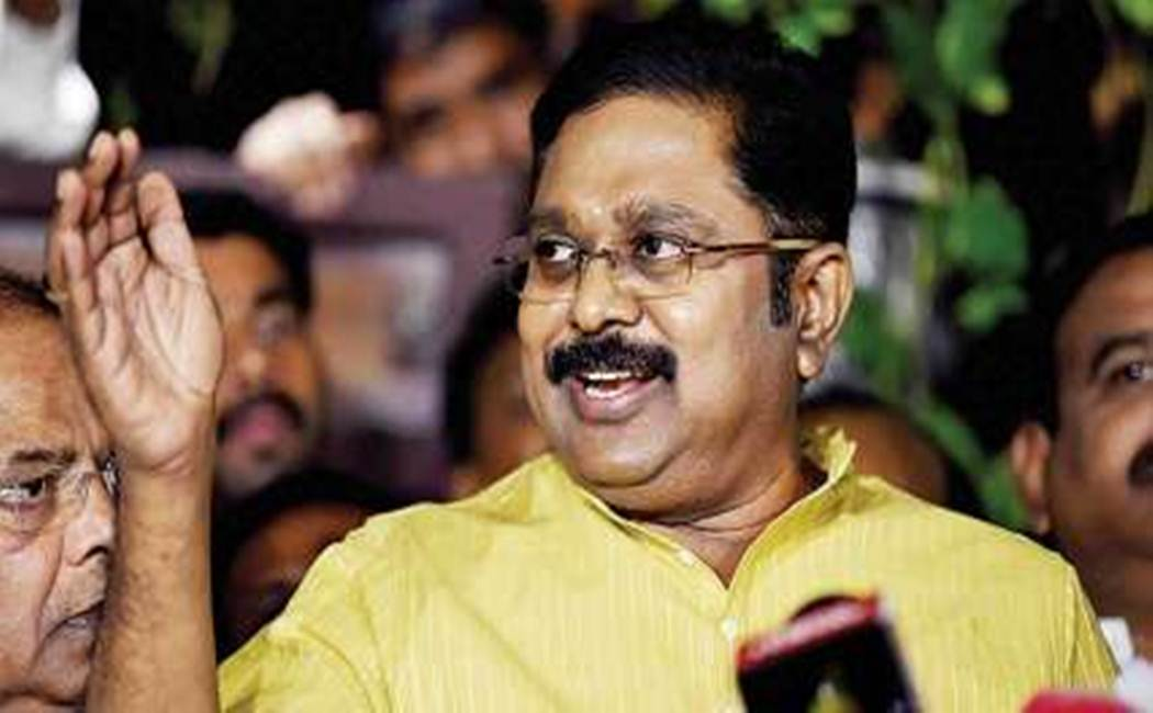 AMMK - information technology - ttv dinakaran