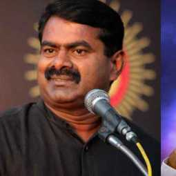Do you agree? Resist? Say it first ... Seeman who pierced Rajini with questions