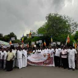 pmk wants roadworks to be done