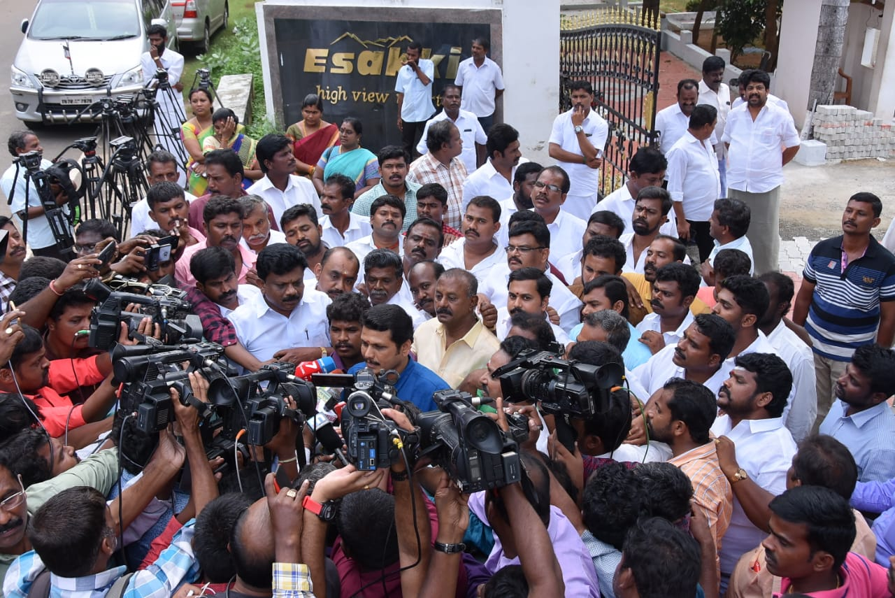 MLAS LEAVE FROM RESOTR