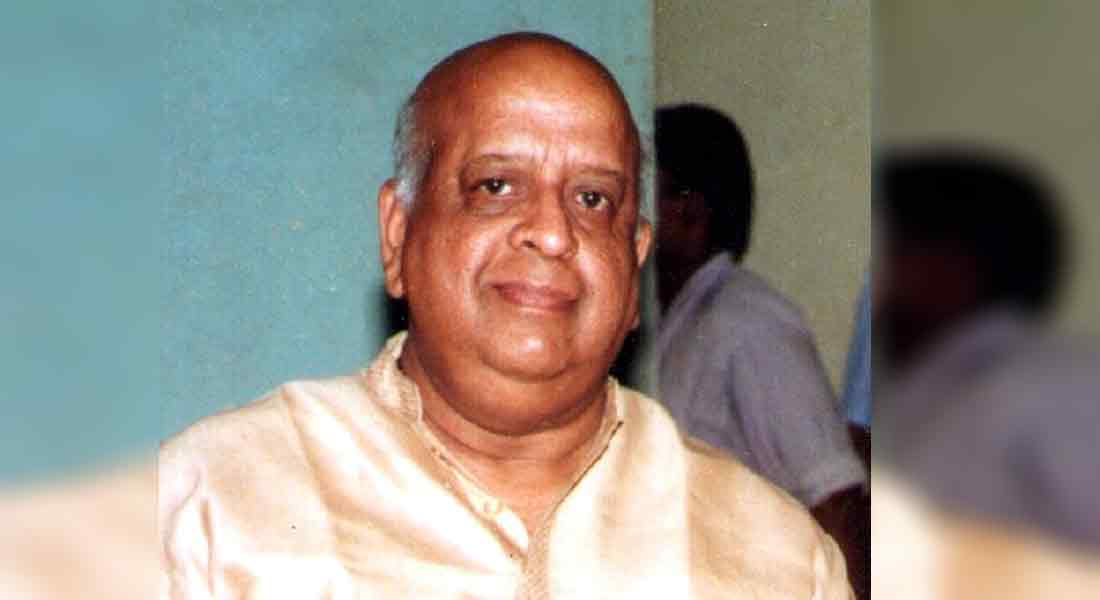 Former Chief Election Commissioner DN Seshan has passed away