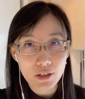 li meng yan twitter account suspended
