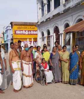 telangana tourist in nellai district back to home