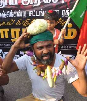 Repeal laws -that deceive- farmers -SDPI protest