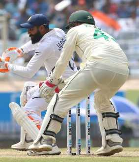 INDIA VS SOUTH AFRICA 3RD RANCHI TEST MATCH