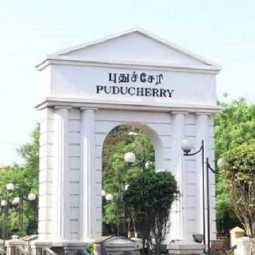 puducherry police sub inspector surrender at police and jail custody
