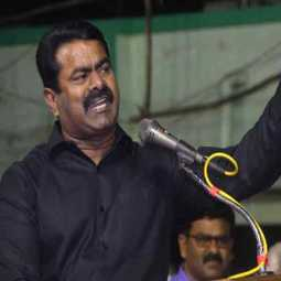 Where did the idea for Muralitharan's biopic to be screened in Tamil Nadu come from? -Seeman Condemnation