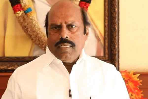 E V Velu moved to senji for election campaign with mk stalin