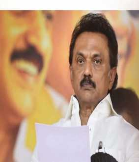 DMK PARTY PRESIDENT MK STALIN TWEET INDIAN ECONOMIC BJP GOVT