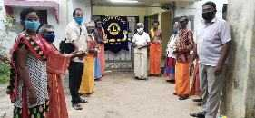 Thiruvaroor araneri lions club