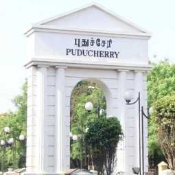 heavy rain issue puducherry private and govt schools holiday announced