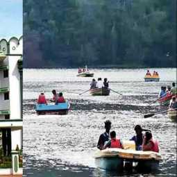 Seal to Kodaikanal Boat Club! Prohibition of private boat riding in the lake