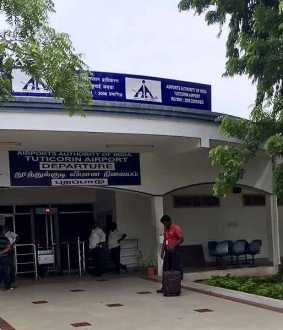 Echo of 'Purevi' storm ... Thoothukudi airport closed!