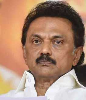 dmk Stalin's question