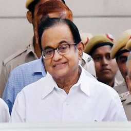 former union minister p chidambaram court custody tihar jail judge ajay kumar