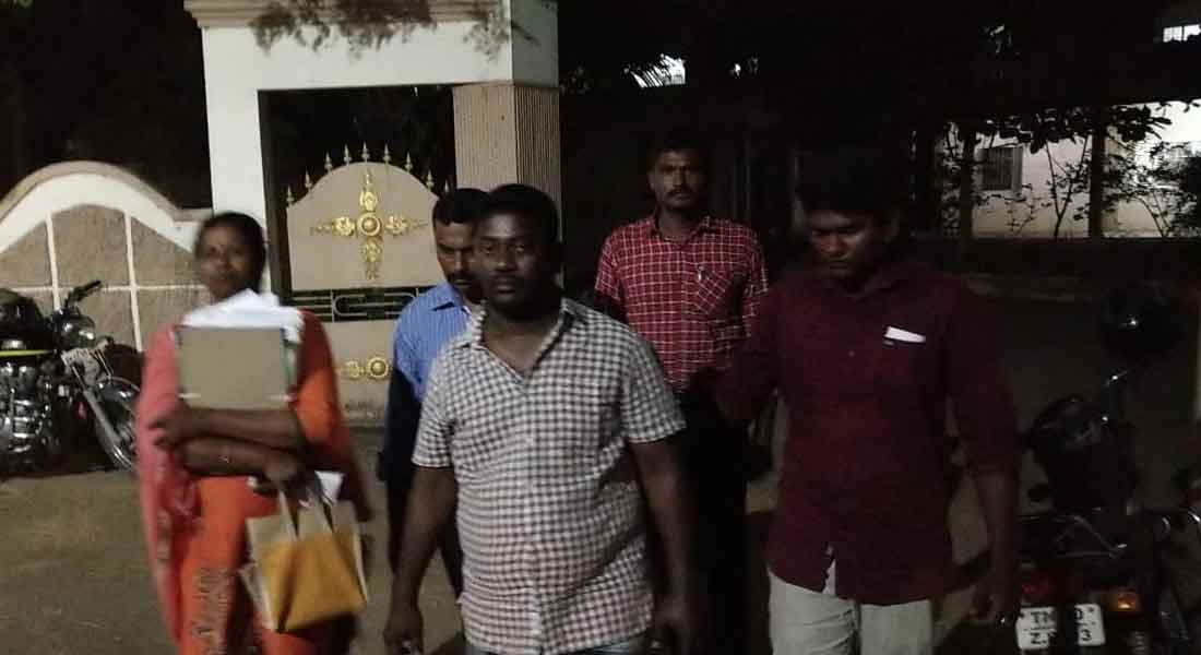 10th accused in Trichy statue case arrested