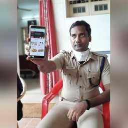 sivagangai district karaikudi police app