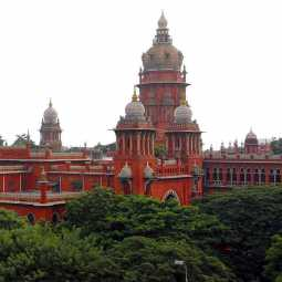 Temporary shelter for roadside residents chennai high court government