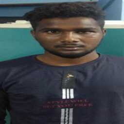 Thief arrested kundas act in Salem