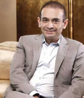 DIAMOND BUSINESSMAN NIRAVMODI