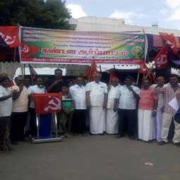 Marxist Party to strike  Chidambaram Temple Dikshiters