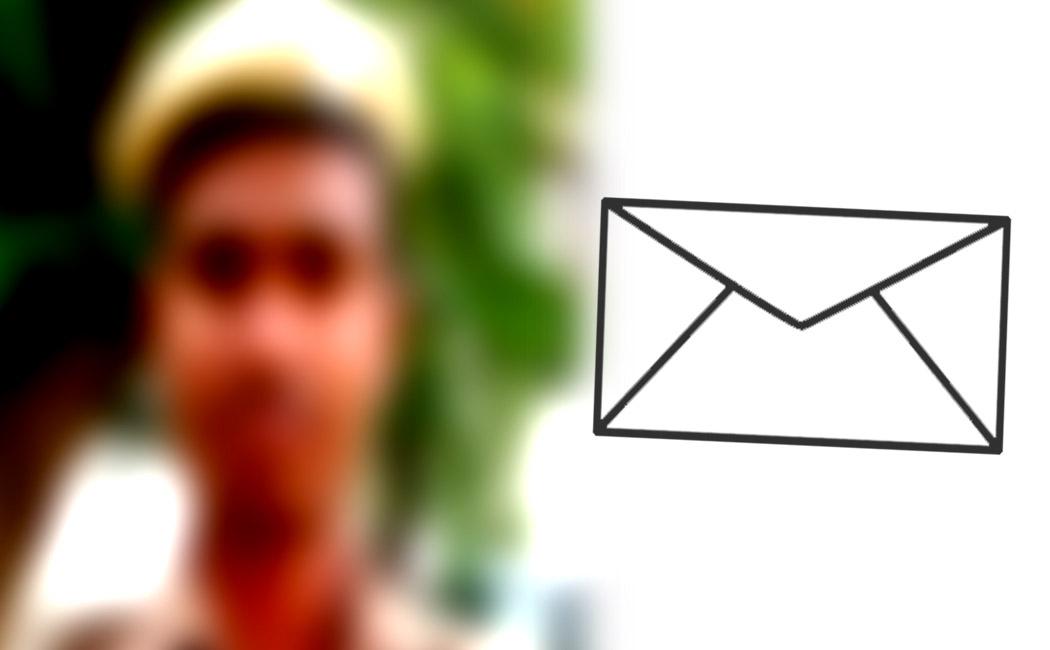 Unnamed letter sent to viluppuram SP office