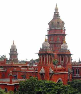 anna malai university chennai high court government