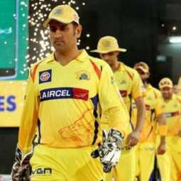 CSK arrival