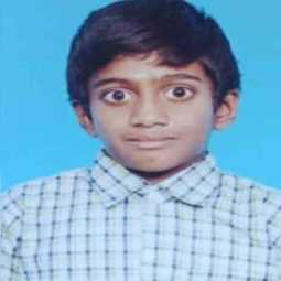 incident to school student in vellore