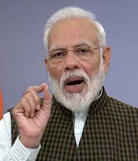 PM Modi will speak to people at tomorrow
