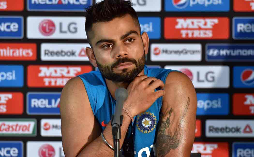 kohli about south african team and steyn