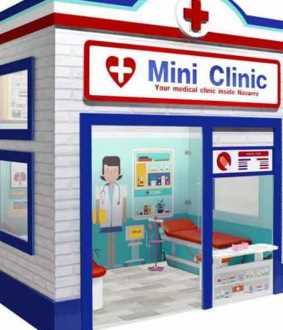 mini clinic pharmacist appointment