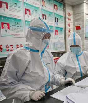 CHINA CORONAVIRUS STRENGTH DECRESASED NEW CASE  GOVERNMENT