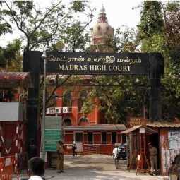 flyover bridge construction chennai high court order