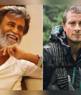 man vs wild shooting actor rajinikanth incident