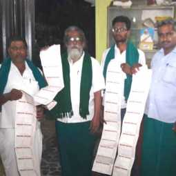 ayyakkannu 111 farmers contest against Narendra Modi