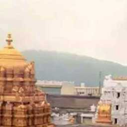 should not sell assets of Tirupati Devasthan- Government order