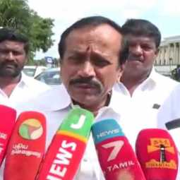 The DMK's stance on Kashmir is unfortunate! H. Raja condemns !!