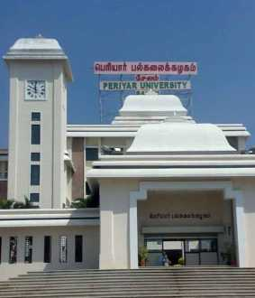 PERIYAR UNIVERSITY PROFESSORS ISSUES SYNDICATE COMMITTEE