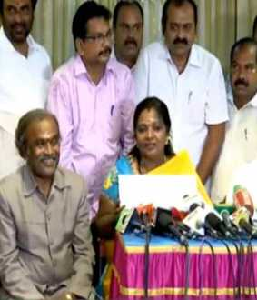 tamilisai interview in chennai